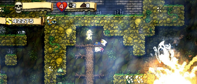 Spelunky HD - This guy. This guy right here.