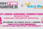 My Fair Gamer x Extra Life